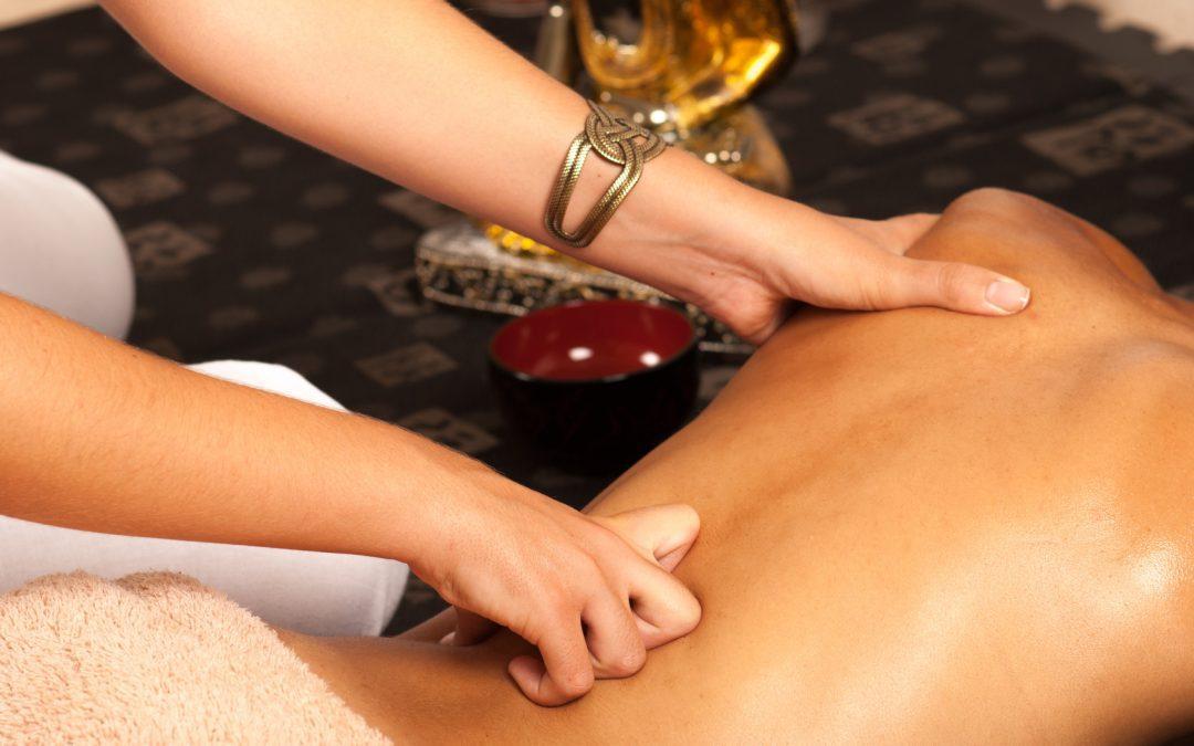 Benefícios da massagem relaxante que você deveria saber