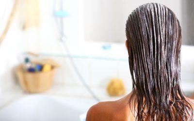 5 erros mais cometidos na hidratação dos cabelos