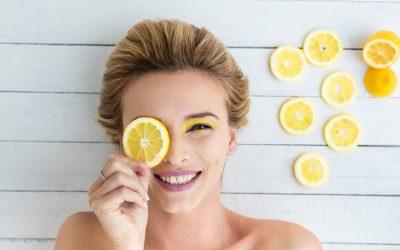 Os benefícios da Vitamina C para Pele