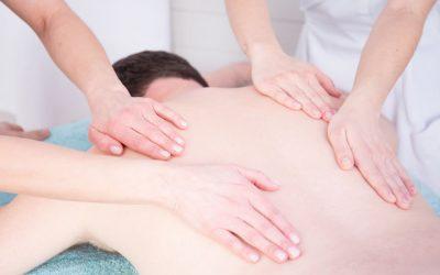 Massagem Relaxante Quatro Mãos