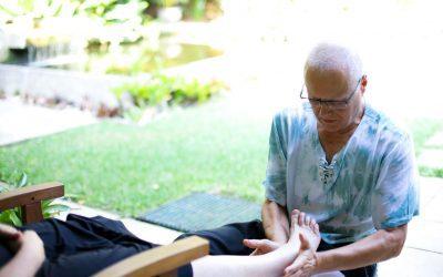 Reflexologia Thai