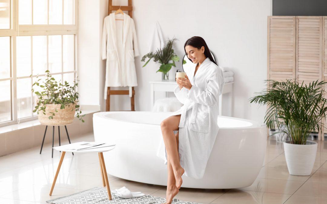 Leve o spa para dentro de casa em poucos passos